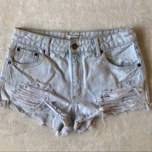Forever 21 mini shorts